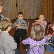 Работа с дошкольниками